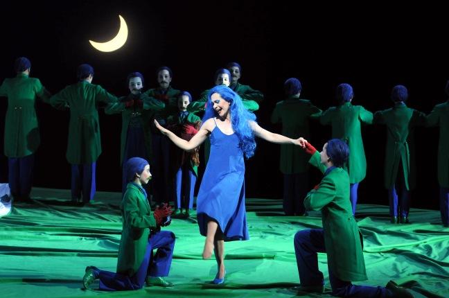 """Opéra de Lyon """"Le Songe d'une nuit d'été"""""""
